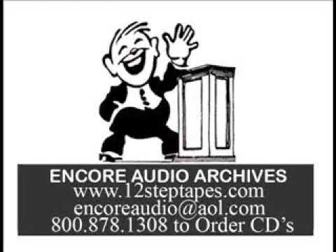 AA SPEAKERS LOREN (10min)(Main) MARIA 7.11.1998  Saturday Night Malibu, CA