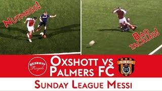 The Worst Offside Decision EVER?! | Oxshott vs Palmers FC | Sunday League Messi