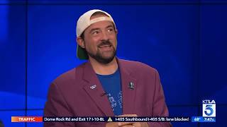 "Kevin Smith on How he Made the ""Jay and Silent Bob Reboot"" After his Near Death Experience"