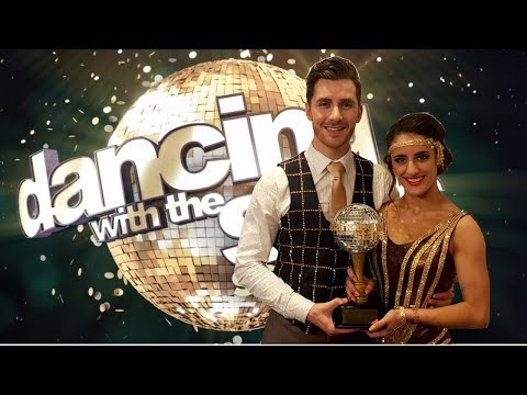 Connell cruises into first place winning #DWTSSA 2018