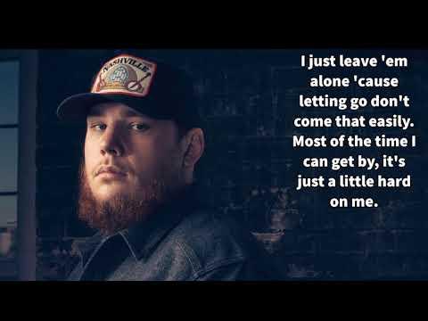 Luke Combs-Used to You-Lyrics