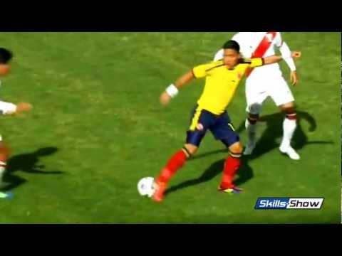 Football Skills   2012!