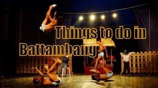 Battambang Travel Video | Things to do in Battambang | Top Attractions in Battambang, Cambodia