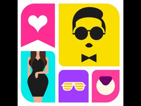 Icon Pop Quiz - Character Quiz - Level 3 Answers 48/48
