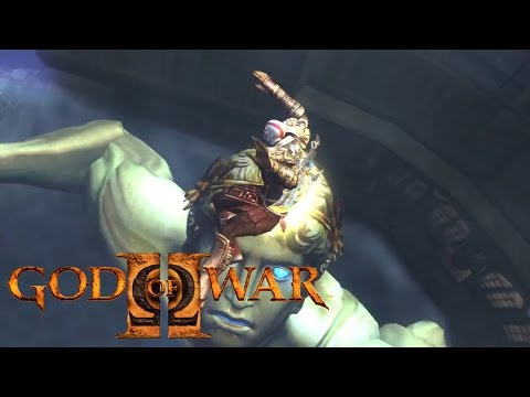 God of War II (60fps, no commentary) - 01 - Colossus of Rhodes
