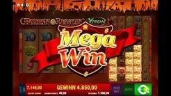Roman Legion Xtreme | Bally Wulff | Online Casino | Mega Win | 3x Freispiele