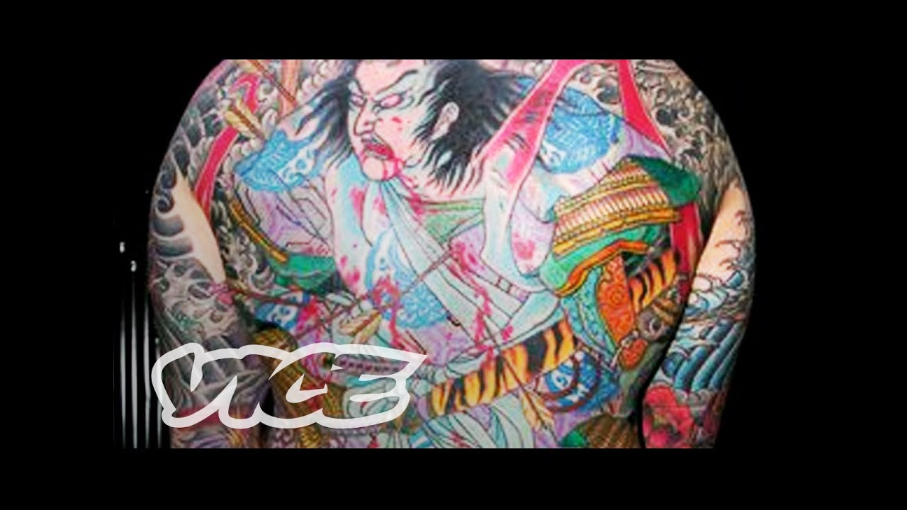 Traditional Japanese Tattooing with Chris O'Donnell - YouTube