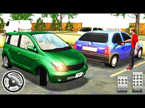 Car Parking Game 3D - Real City Driving School - Best Android GamePlay