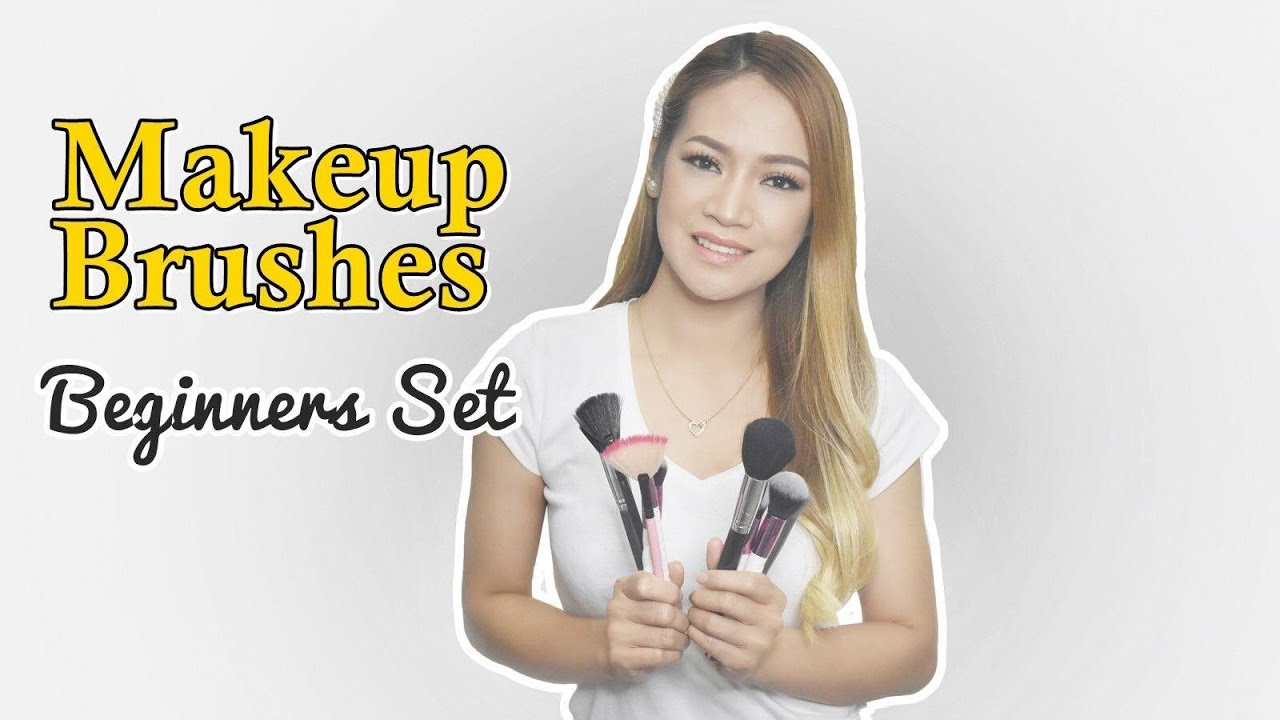 Make up Brushes (Beginner Set)