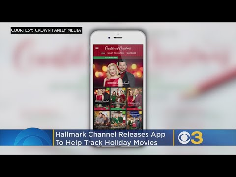 Shelley Wade - Hallmark Movie Lovers Christmas App Is Coming!
