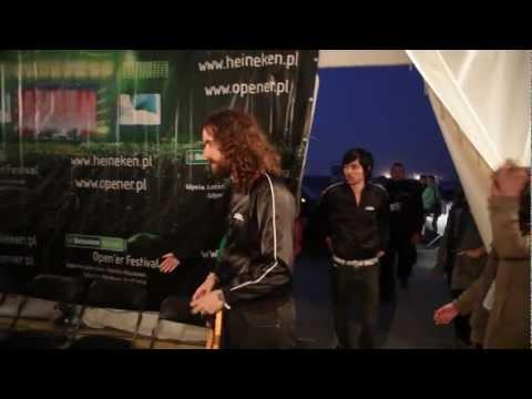Heineken Open\'er 2012 Day 2: penderecki//greenwood/ Justice