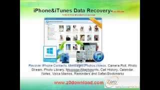 iPhone 5 data recovery for Mac-Recover iPhone 5 lost contacts,photos,video from Mac