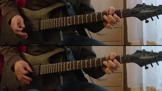 GREEN DAY - TAKE THE MONEY AND CRAWL GUITAR COVER + CHORDS