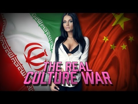 Are Huge Orgies Liberating Iran?