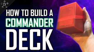 How to Build a Commąnder Deck