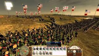 Empire Total War ULTRA settings gameplay HD