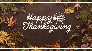 Happy Thanksgiving from UMERADIO team!