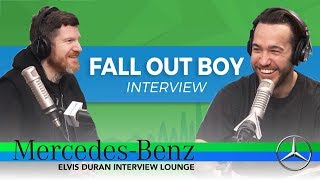 The Reason Why You're Going to Like Fall Out Boy's New Album 'Mania' | Elvis Duran Show