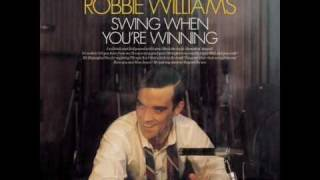 Watch Robbie Williams Do Nothing Till You Hear From Me video