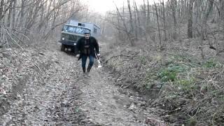 Газ 66: краснодарский край, р-н Планческой щели