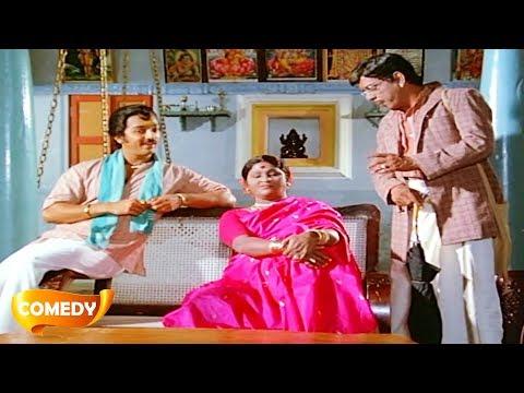 Kamalhassan Nagesh Rare Comedy | Mangala Vathiyam | Tamil Movie Comedy