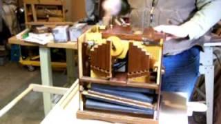 Street Organ how it works
