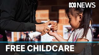 Coronavirus: Child Care Centres To Be Made Free For Parents | Abc News