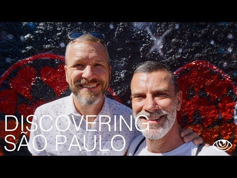 Discovering São Paulo / Brazil Travel Vlog #185 / The Way We Saw It