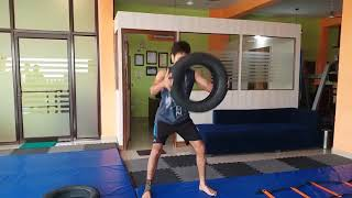 Functional Fitness training for Martial Arts Atheletes