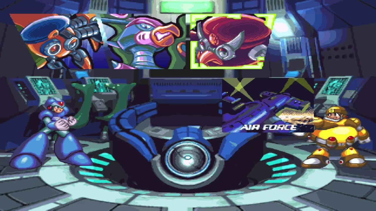 Mega Man X4 - YouTube