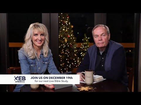 Andrew's Live Bible Study - Eternal Redemption - Dec 12 2017