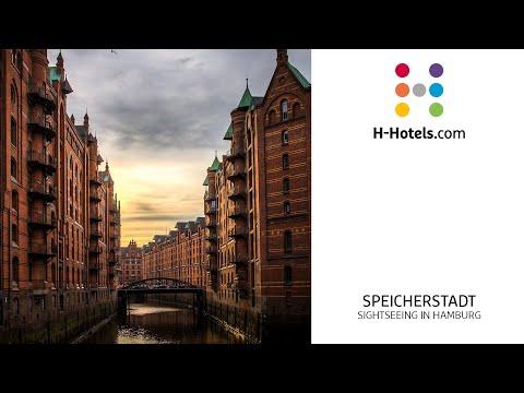 Mit H-Hotels.com in die Speicherstadt - Sightseeing in Hamburg