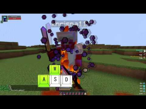 Minecraft - How to Strafe (The mk way)