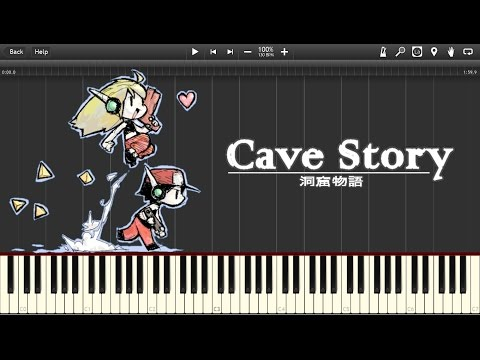 Cave Story | Plantation/Main Theme