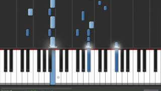 Vanessa Carlton- A Thousand Miles (tutorial) READ INFO!