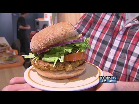 Healthy Fast Food Hits Portland