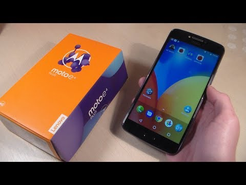 Обзор Motorola Moto E4 Plus (XT1771)