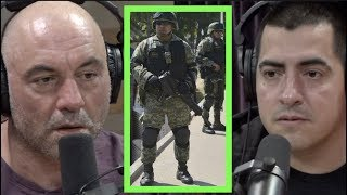 Ed Calderon Predicts Military Intervention in Mexico in 5 Years | Joe Rogan