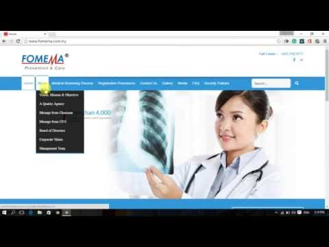 How to check Malaysia Foreign Labour Medical report