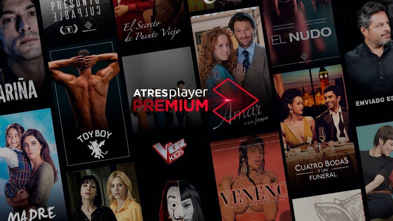 ATRESplayer Premium. ¡Hazte premium y verás!