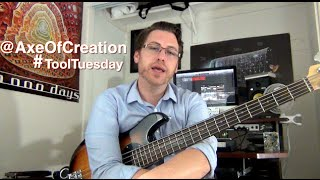 Tool Tuesday: Intension Bass Lesson