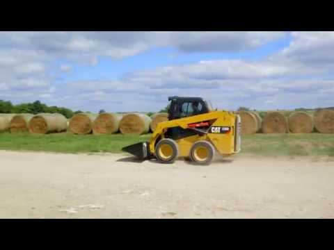 Skid Steer Agriculture Application Safety