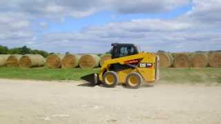 Skid Steer Agriculture Application Safety