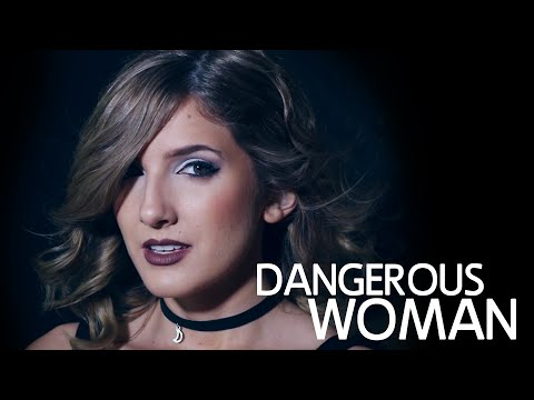 Ariana Grande - Dangerous Woman Rock cover by Halocene