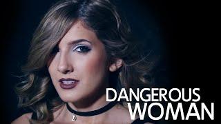 Video Ariana Grande - Dangerous Woman (Rock cover by Halocene) download MP3, 3GP, MP4, WEBM, AVI, FLV Januari 2018