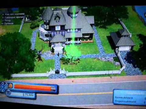 The sims 3 console houses youtube for Construire une maison sims 3 xbox 360