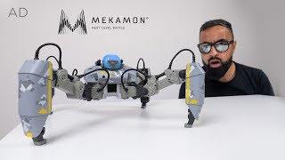 MekaMon Berserker V2 - The Amazing AR Battle Robot