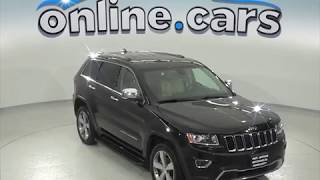 oA97480CT Used 2014 Jeep Grand Cherokee SUV Test Drive, Review, For Sale
