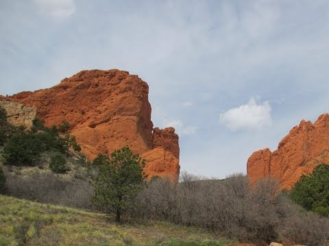 Garden of the Gods/Old Colorado City
