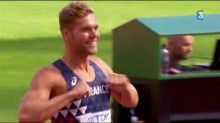 Mondiaux d'athlétisme : 3e nouveau record personnel pour Kevin Mayer !